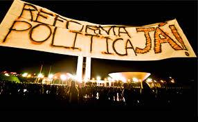 """NOVA"" REFORMA POLÍTICA?"