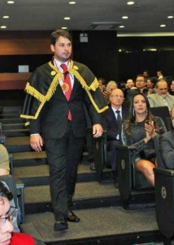 Dr. Marcos Souto Maior Filho é indicado para Conselho da Academia Brasileira de Direito