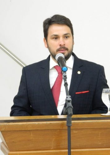 Advogado paraibano receberá medalha de Mérito Eleitoral no Distrito Federal